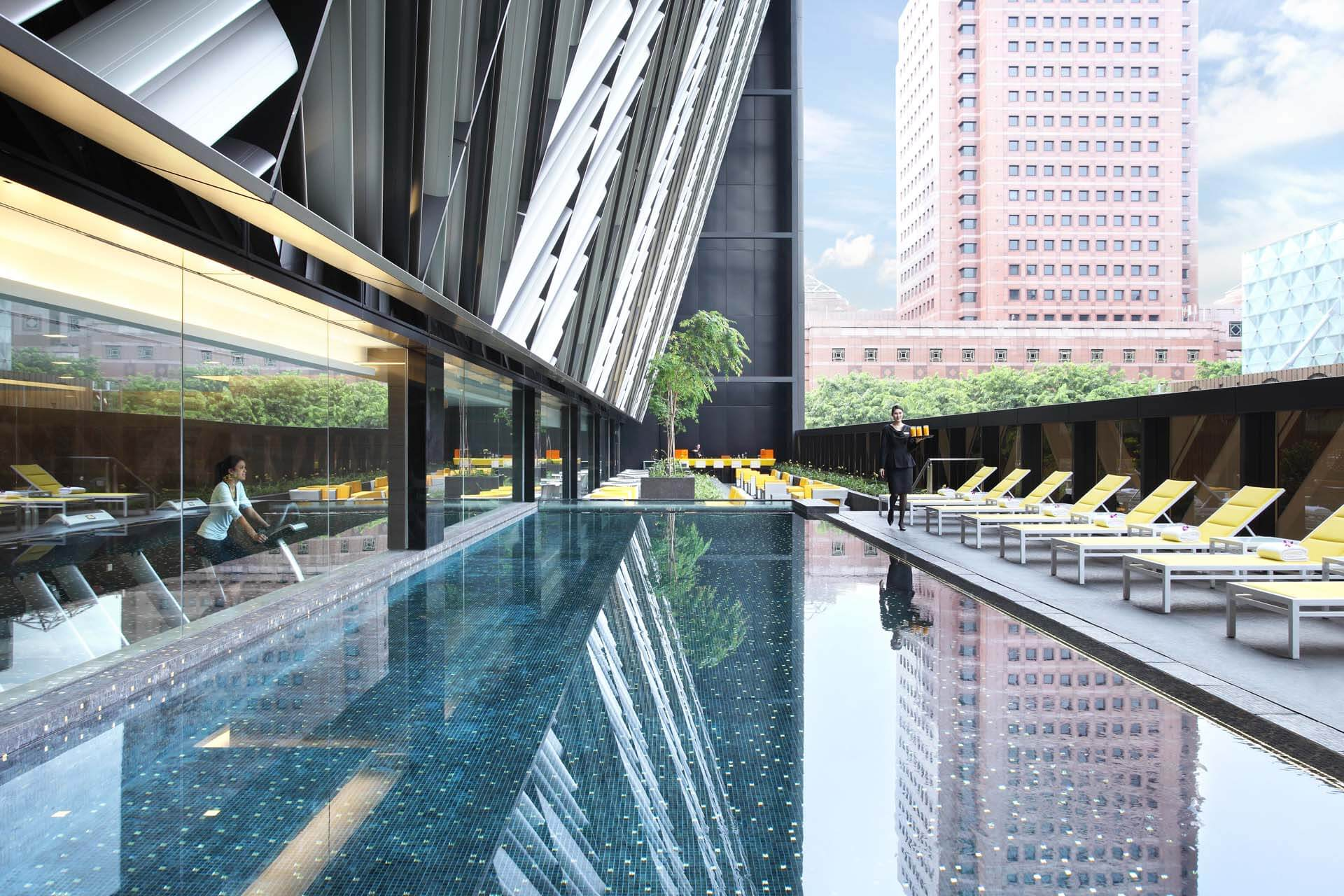 Swimming Pool - Grand Park Orchard
